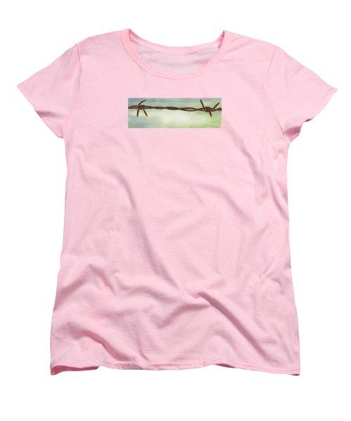 Auschwitz Women's T-Shirt (Standard Cut)