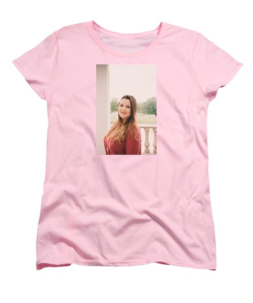 Women's T-Shirt (Standard Cut) featuring the photograph 5584 by Teresa Blanton