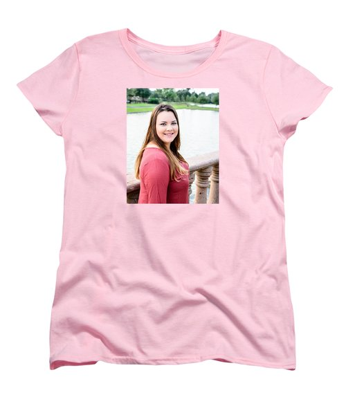 Women's T-Shirt (Standard Cut) featuring the photograph 5611 by Teresa Blanton