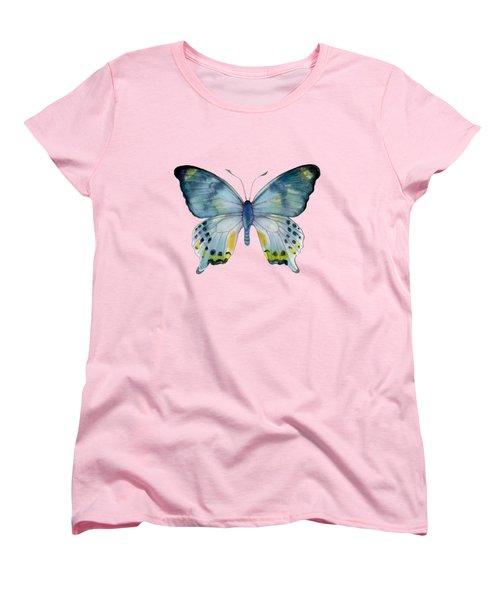 68 Laglaizei Butterfly Women's T-Shirt (Standard Cut) by Amy Kirkpatrick
