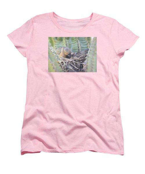 A Mother's Love  Women's T-Shirt (Standard Cut) by Saija  Lehtonen