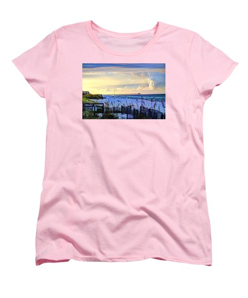 A Taste Of Heaven Women's T-Shirt (Standard Cut) by David Morefield