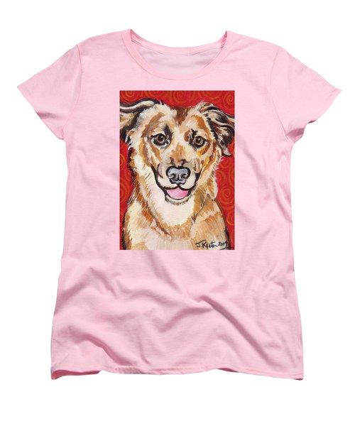 Abigail Women's T-Shirt (Standard Cut) by John Keaton