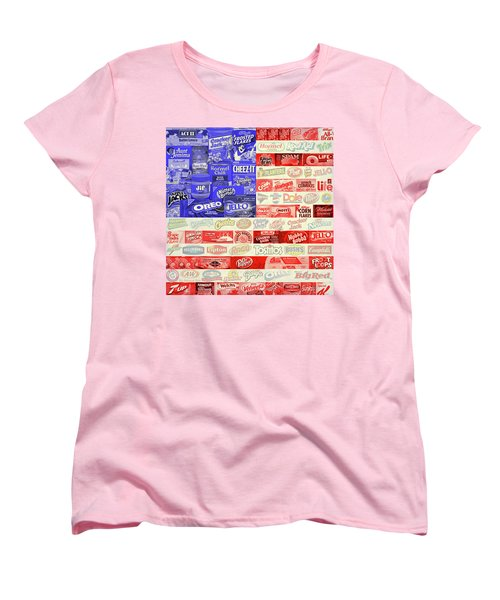 Advertising Flag Women's T-Shirt (Standard Cut)