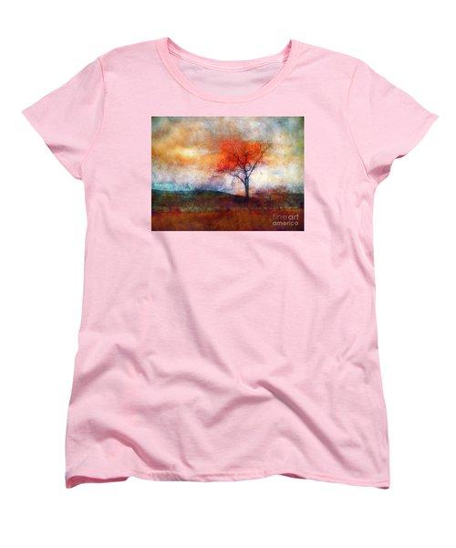 Alone In Colour Women's T-Shirt (Standard Cut)