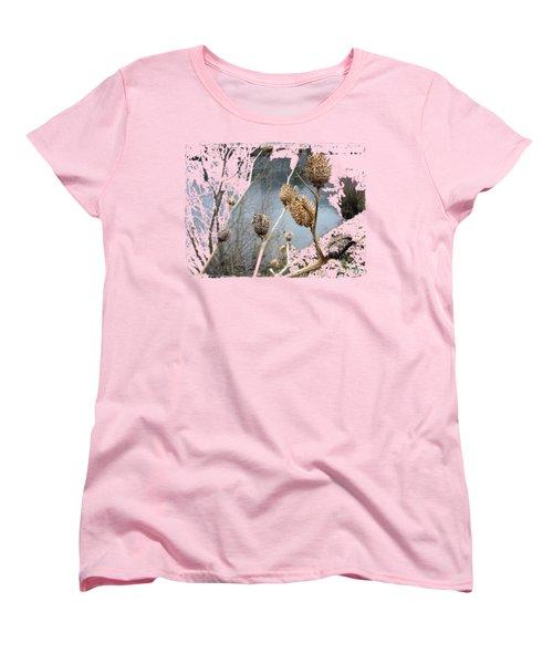 Along The River Women's T-Shirt (Standard Cut) by Vesna Martinjak