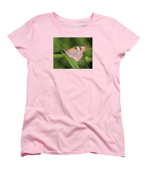 Women's T-Shirt (Standard Cut) featuring the photograph American Snout by Doris Potter