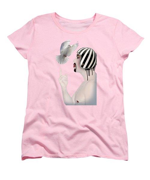 Amir Fun  Women's T-Shirt (Standard Cut) by Mark Ashkenazi