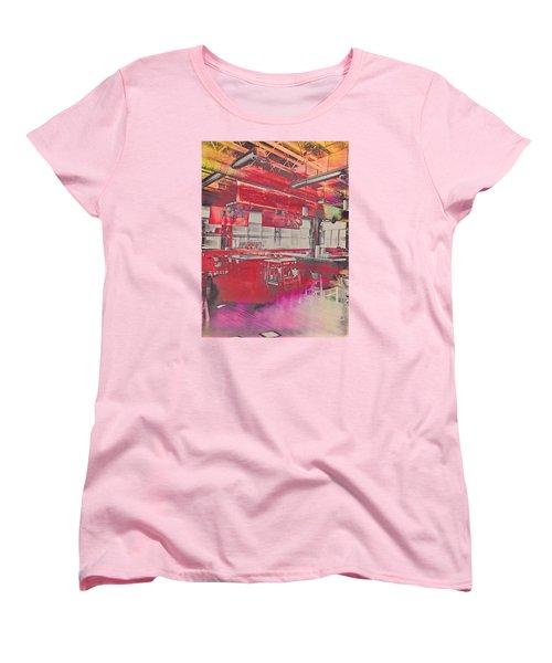 Amusements  Women's T-Shirt (Standard Cut) by Susan Stone