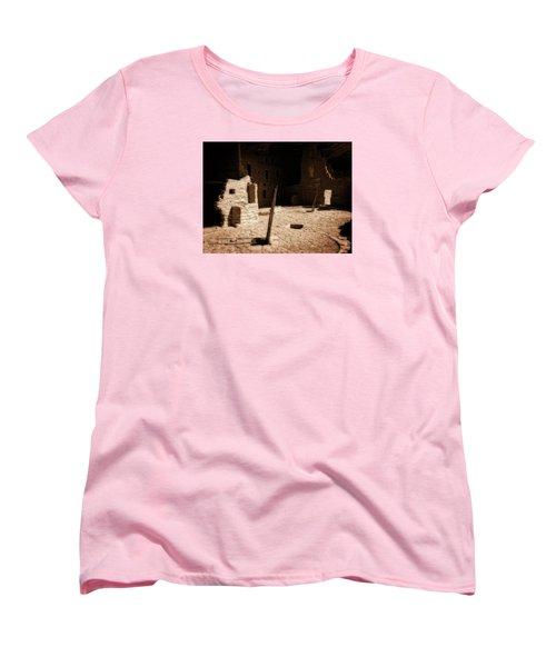 Women's T-Shirt (Standard Cut) featuring the photograph Ancient Sanctuary by Kurt Van Wagner