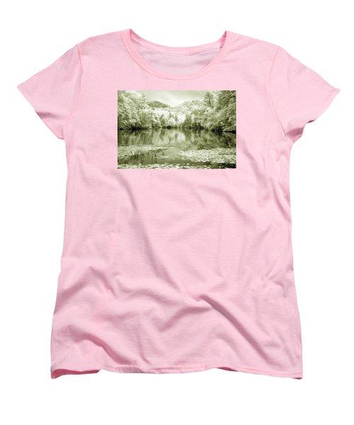 Women's T-Shirt (Standard Cut) featuring the photograph Another World by Alex Grichenko