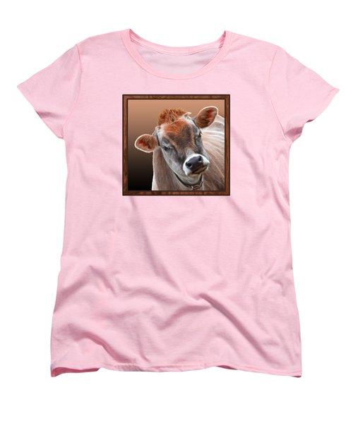 Hello Women's T-Shirt (Standard Cut)