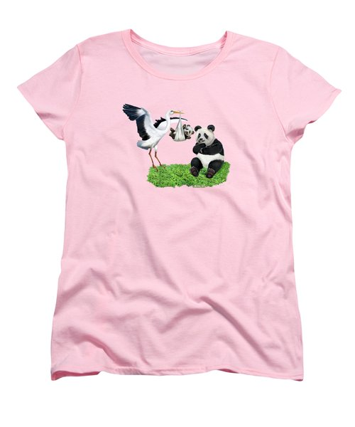 Bundle Of Joy Women's T-Shirt (Standard Cut) by Glenn Holbrook