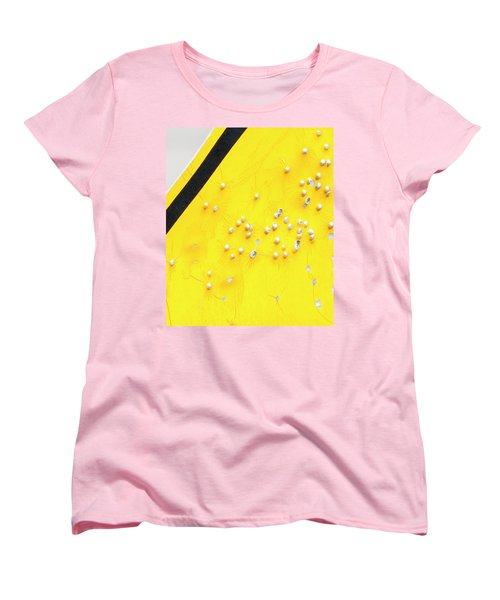 That's Not Braille Women's T-Shirt (Standard Cut) by Bill Kesler