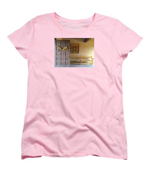 Autumn In Albuquerque Women's T-Shirt (Standard Cut) by Brenda Pressnall