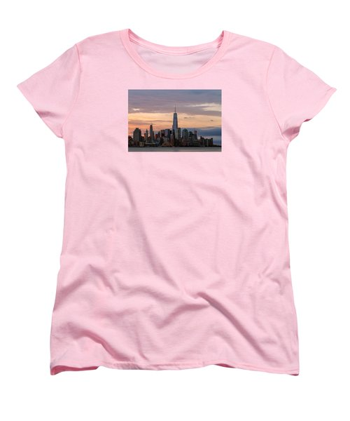 Women's T-Shirt (Standard Cut) featuring the photograph Avengers Assemble by Anthony Fields