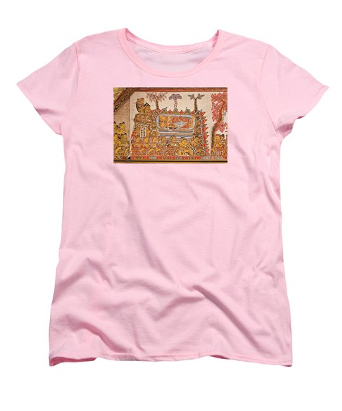 Bali_d530 Women's T-Shirt (Standard Cut) by Craig Lovell