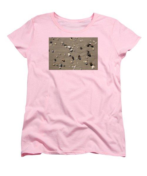 Beach 1121 Women's T-Shirt (Standard Cut) by Michael Fryd