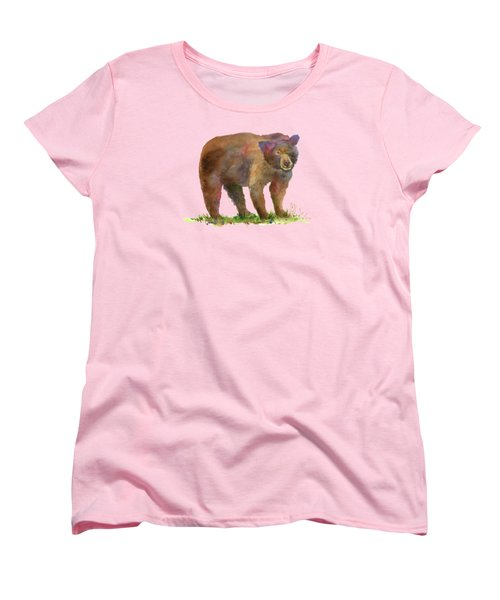 Bear Women's T-Shirt (Standard Cut)