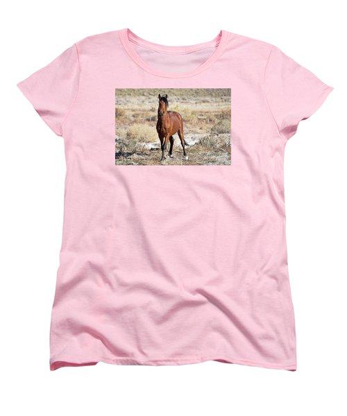 Beautiful Bay Women's T-Shirt (Standard Cut) by Lula Adams