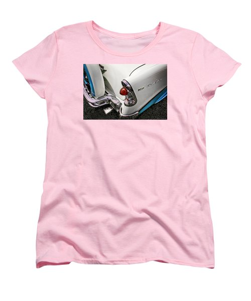 Belair  Two Women's T-Shirt (Standard Cut) by Jerry Golab