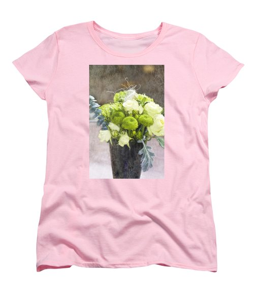 Women's T-Shirt (Standard Cut) featuring the photograph Birthday Wishes by Joan Bertucci