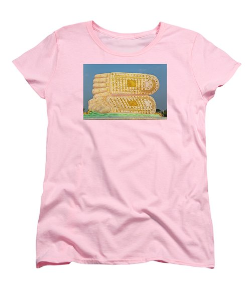 Biurma_d1831 Women's T-Shirt (Standard Cut) by Craig Lovell