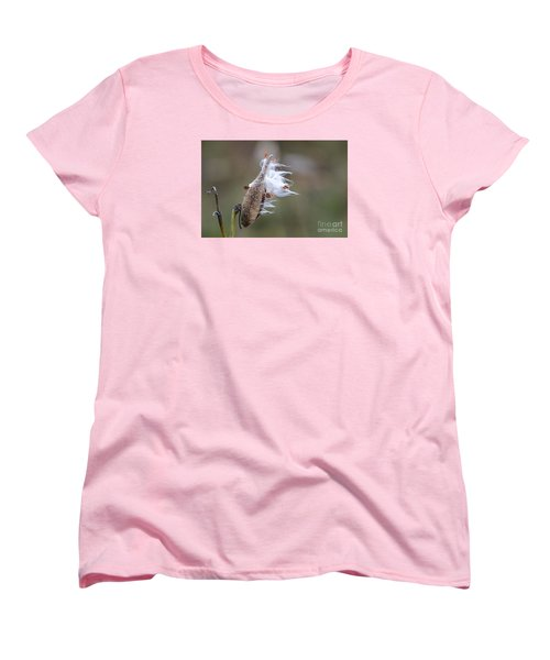 Blowing In The Wind Women's T-Shirt (Standard Cut) by Cindy Manero