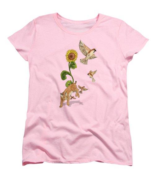 Bobcats And Beeswax Women's T-Shirt (Standard Cut)