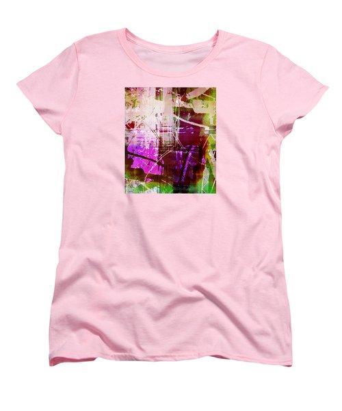 Branching Out Women's T-Shirt (Standard Cut) by Shawna Rowe