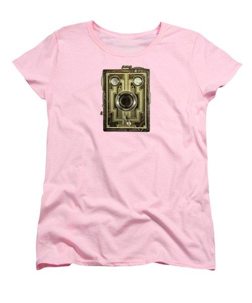 Brownie Six-20 Front Women's T-Shirt (Standard Cut) by YoPedro