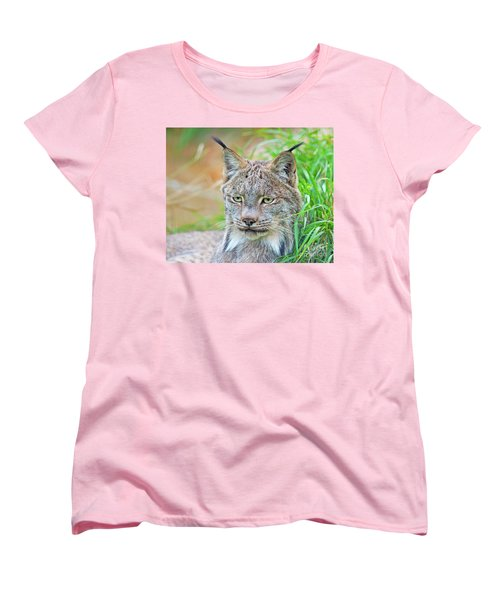 Women's T-Shirt (Standard Cut) featuring the photograph Built In Hearing Aid.. by Nina Stavlund