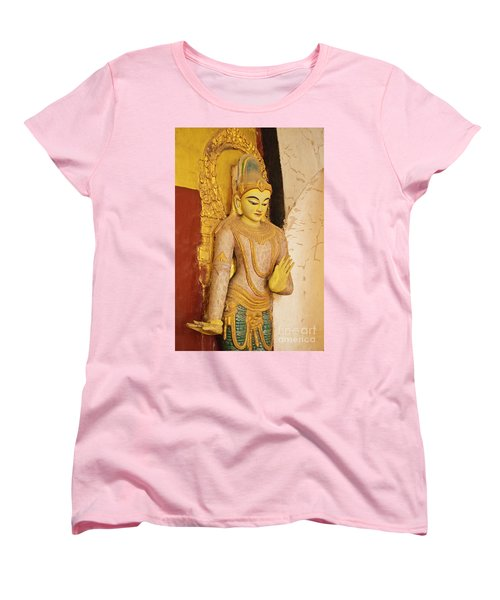 Burma_d2257 Women's T-Shirt (Standard Cut) by Craig Lovell