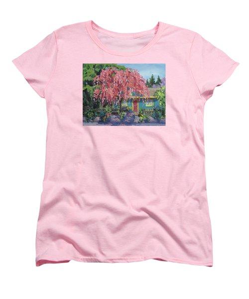 Candy Tree Women's T-Shirt (Standard Cut)