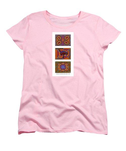 Cassowary - Food - Nest Women's T-Shirt (Standard Cut) by Clifford Madsen