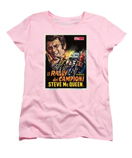 Champions Rally Women's T-Shirt (Standard Cut)