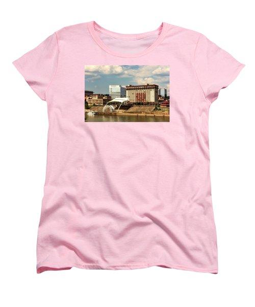Charleston West Virginia Women's T-Shirt (Standard Cut) by L O C