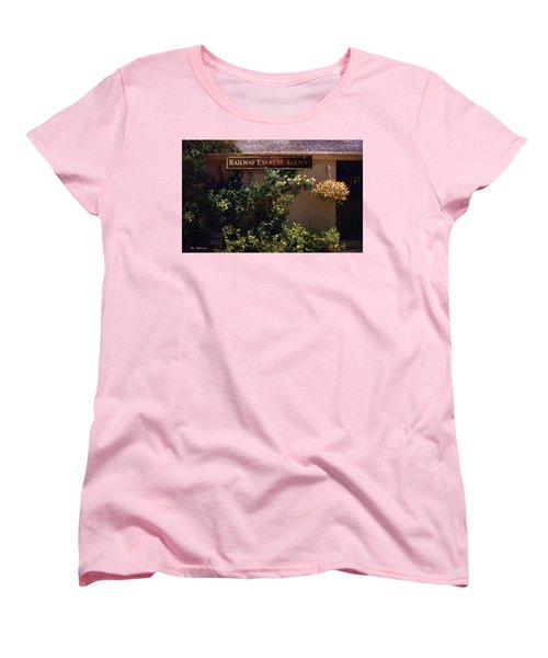 Charming Whimsy Women's T-Shirt (Standard Cut) by RC deWinter