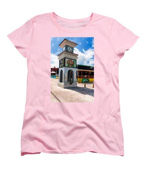 Clock Tower Women's T-Shirt (Standard Cut)