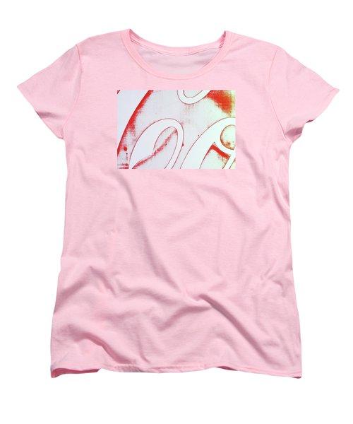 Coke 2 Women's T-Shirt (Standard Cut) by Laurie Stewart