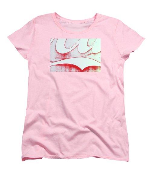Coke 4 Women's T-Shirt (Standard Cut) by Laurie Stewart