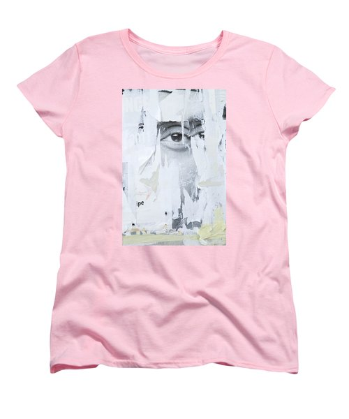 Street Collage 2 Women's T-Shirt (Standard Cut) by Colleen Williams