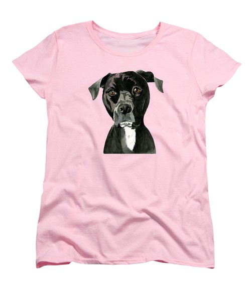 Contemplating Women's T-Shirt (Standard Fit)