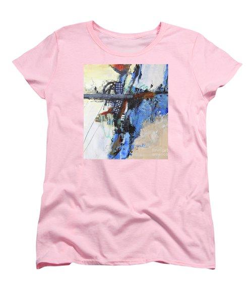 Coolly Collected Women's T-Shirt (Standard Cut)