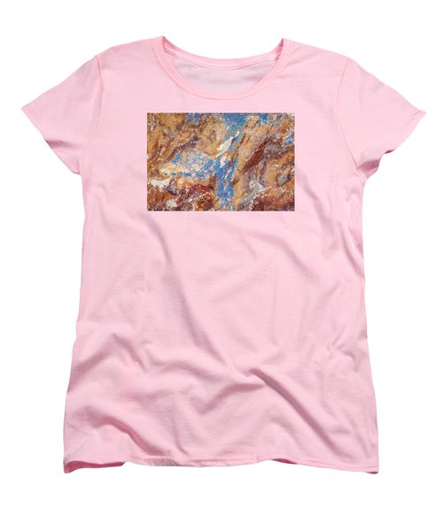 Couleurs De Cuivre I Women's T-Shirt (Standard Cut) by Karen Stephenson
