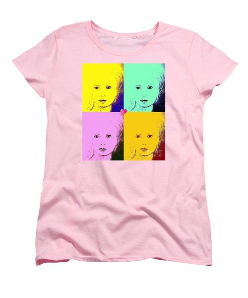Crystal X 4 Women's T-Shirt (Standard Cut)