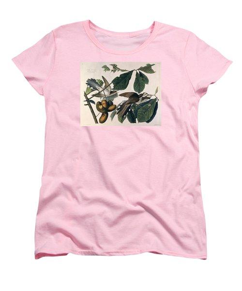 Cuckoo Women's T-Shirt (Standard Cut) by John James Audubon