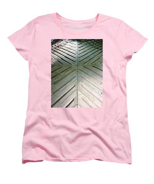 D C Metro 5 Women's T-Shirt (Standard Cut) by Randall Weidner