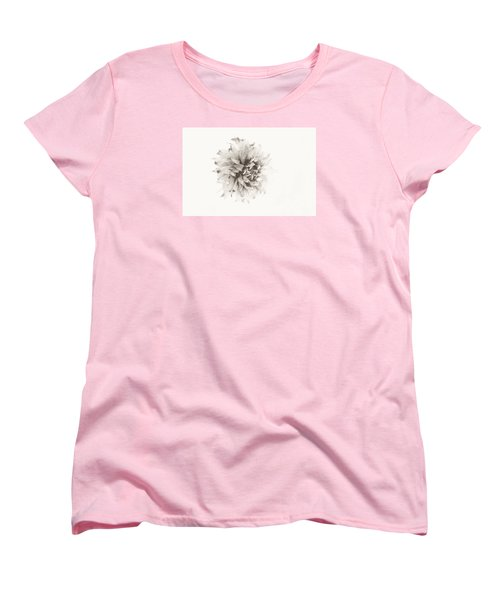 Dahlia 10 Women's T-Shirt (Standard Cut) by Simone Ochrym