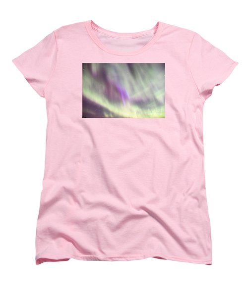 Women's T-Shirt (Standard Cut) featuring the photograph Dancing With The Stars by Larry Ricker